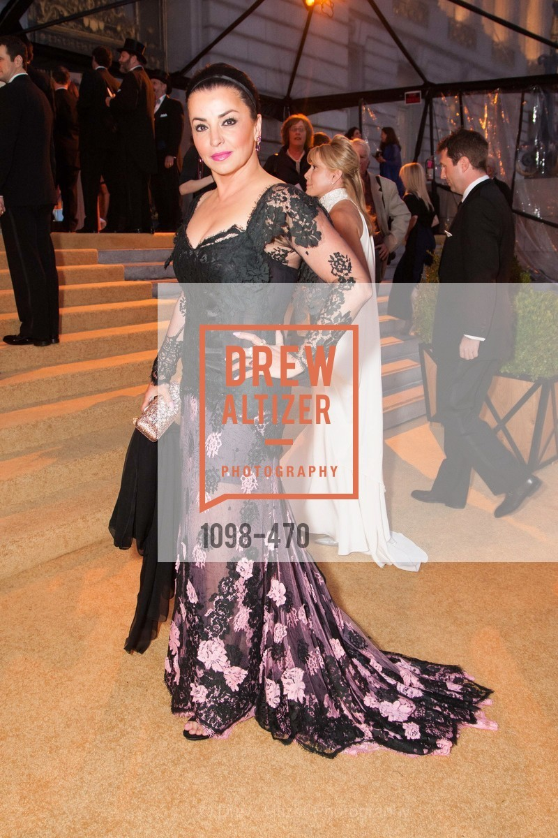 Azadeh Riaz, SAN FRANCISCO BALLET Opening Night Gala: PHENOMENAL - Arrivals, US. SF City Hall, January 22nd, 2014,Drew Altizer, Drew Altizer Photography, full-service agency, private events, San Francisco photographer, photographer california