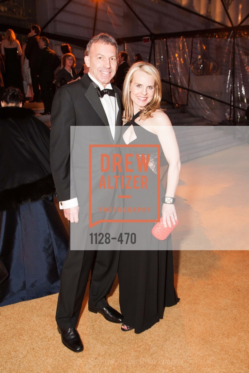 Nellis Smith, Jane Mudge, SAN FRANCISCO BALLET Opening Night Gala: PHENOMENAL - Arrivals, US. SF City Hall, January 22nd, 2014,Drew Altizer, Drew Altizer Photography, full-service agency, private events, San Francisco photographer, photographer california