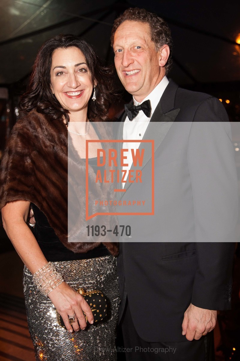 Pam Baer, Larry Baer, SAN FRANCISCO BALLET Opening Night Gala: PHENOMENAL - Arrivals, US. SF City Hall, January 22nd, 2014,Drew Altizer, Drew Altizer Photography, full-service event agency, private events, San Francisco photographer, photographer California