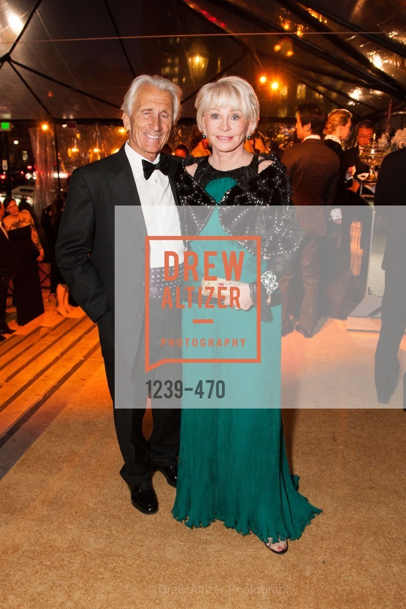 Anthony Parker, Rose Rosenberg, SAN FRANCISCO BALLET Opening Night Gala: PHENOMENAL - Arrivals, US. SF City Hall, January 22nd, 2014,Drew Altizer, Drew Altizer Photography, full-service agency, private events, San Francisco photographer, photographer california