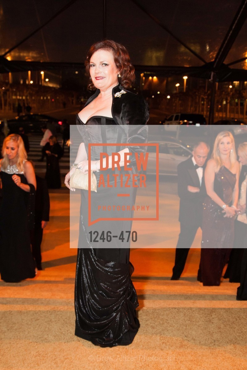 Jennifer Raiser, SAN FRANCISCO BALLET Opening Night Gala: PHENOMENAL - Arrivals, US. SF City Hall, January 22nd, 2014,Drew Altizer, Drew Altizer Photography, full-service event agency, private events, San Francisco photographer, photographer California