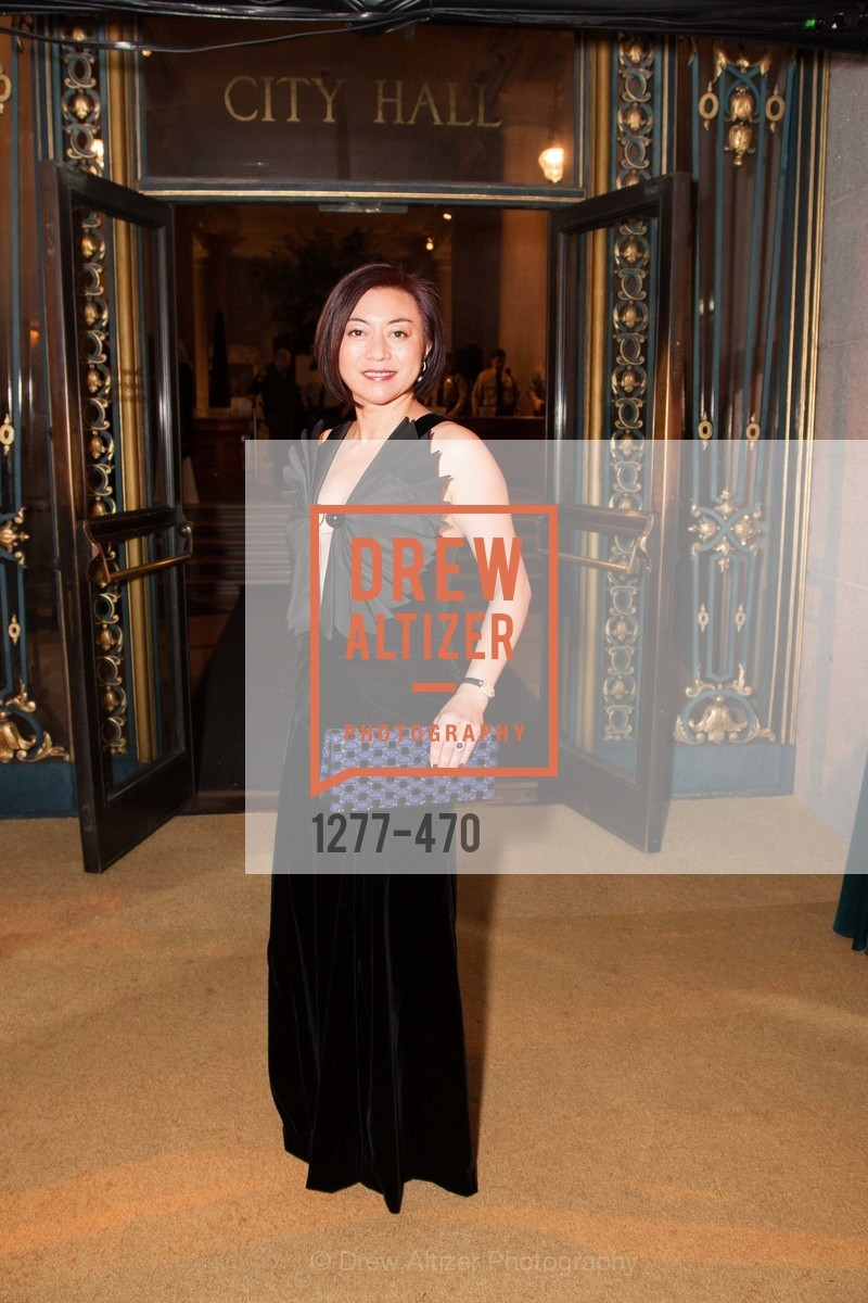 Lina Liou, SAN FRANCISCO BALLET Opening Night Gala: PHENOMENAL - Arrivals, US. SF City Hall, January 22nd, 2014,Drew Altizer, Drew Altizer Photography, full-service agency, private events, San Francisco photographer, photographer california