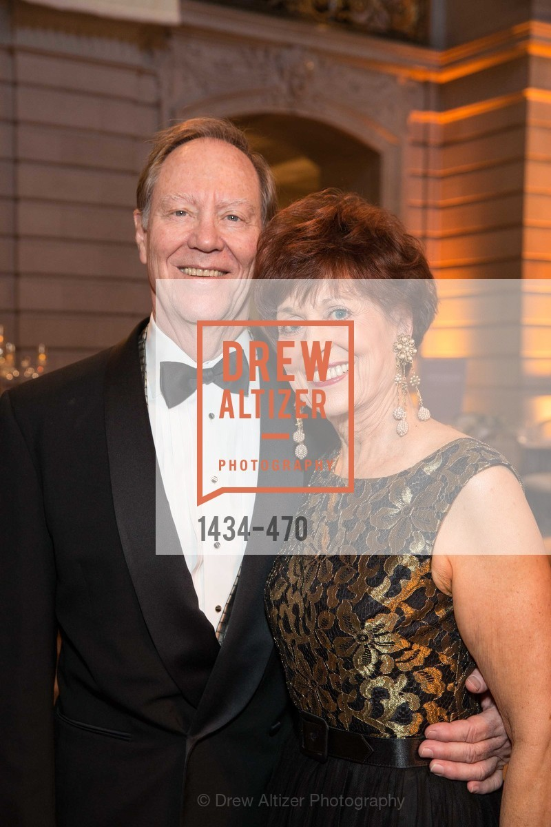 Charlie Thornton, Suzanne Thornton, SAN FRANCISCO BALLET Opening Night Gala: PHENOMENAL - Arrivals, US. SF City Hall, January 22nd, 2014,Drew Altizer, Drew Altizer Photography, full-service agency, private events, San Francisco photographer, photographer california
