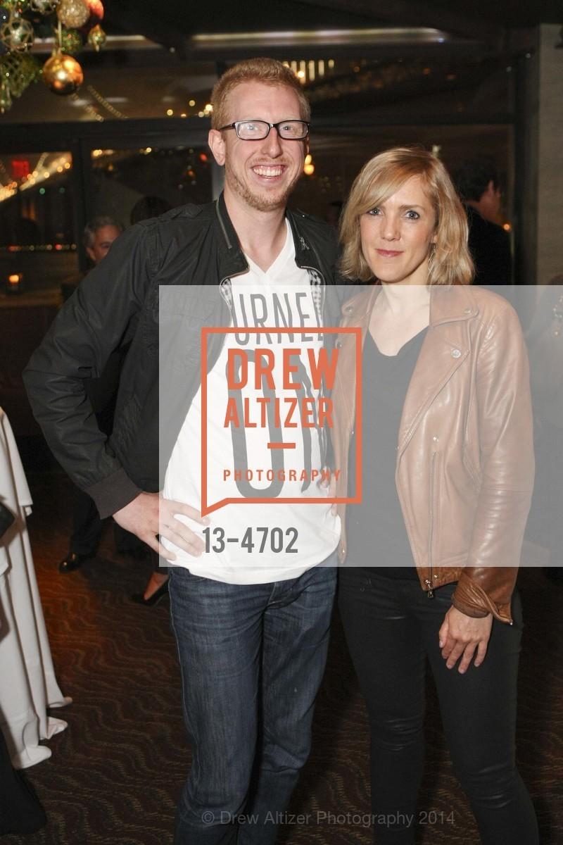 Paul Gebheim, Justine Dawson, Photo #13-4702