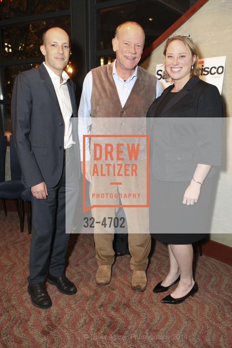 Jon Steinberg, Tim Colen, Lindsay Lassman, Photo #32-4702