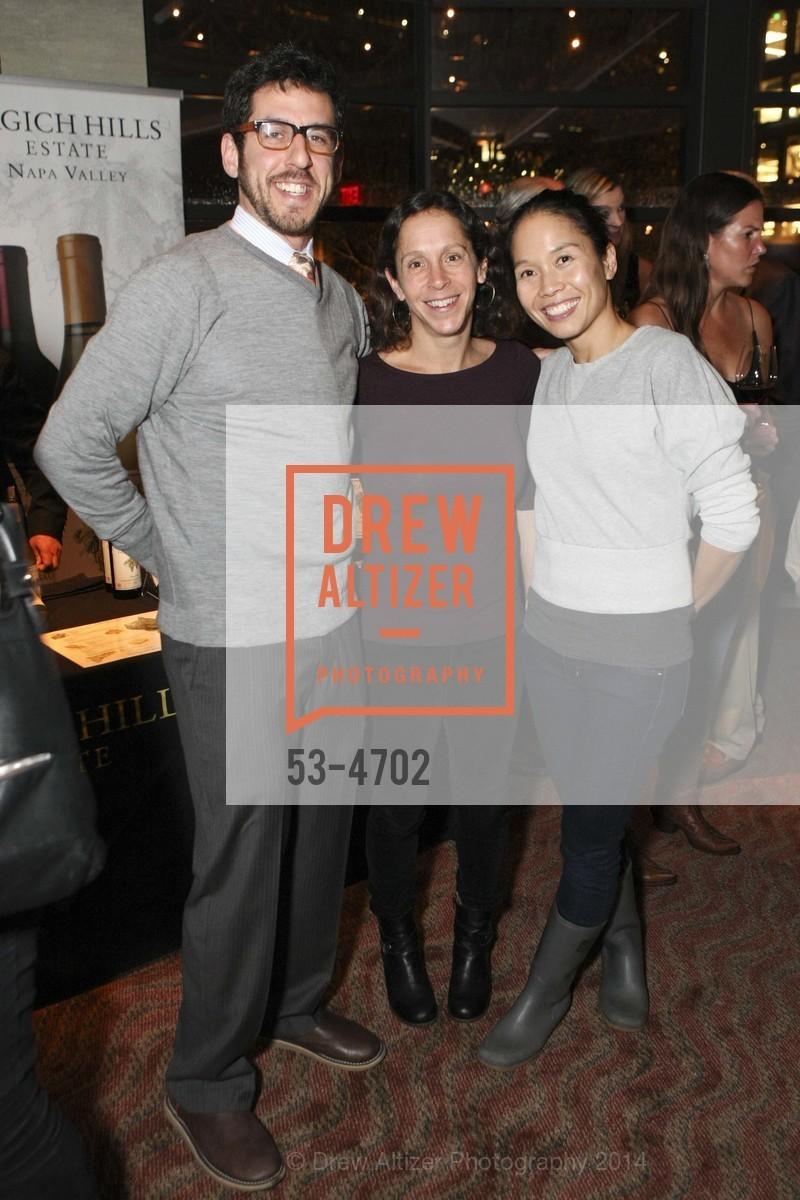 Yaron Milgrom, Rachel Levin, Bonnie Tsui, Photo #53-4702