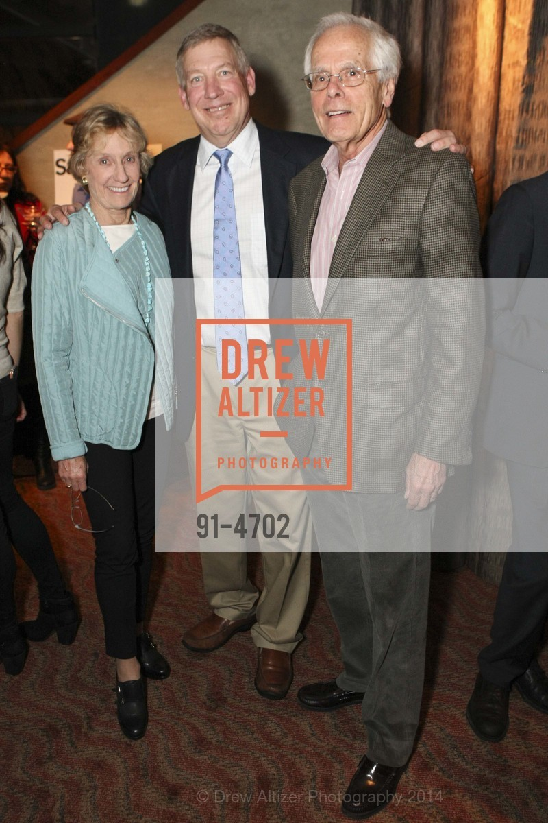 Nancy Bechtle, Pete Sittnick, Joachim Bechtle, Photo #91-4702