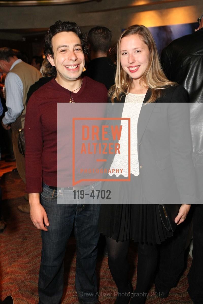 Greg Ferenstein, Lauren Murrow, Photo #119-4702