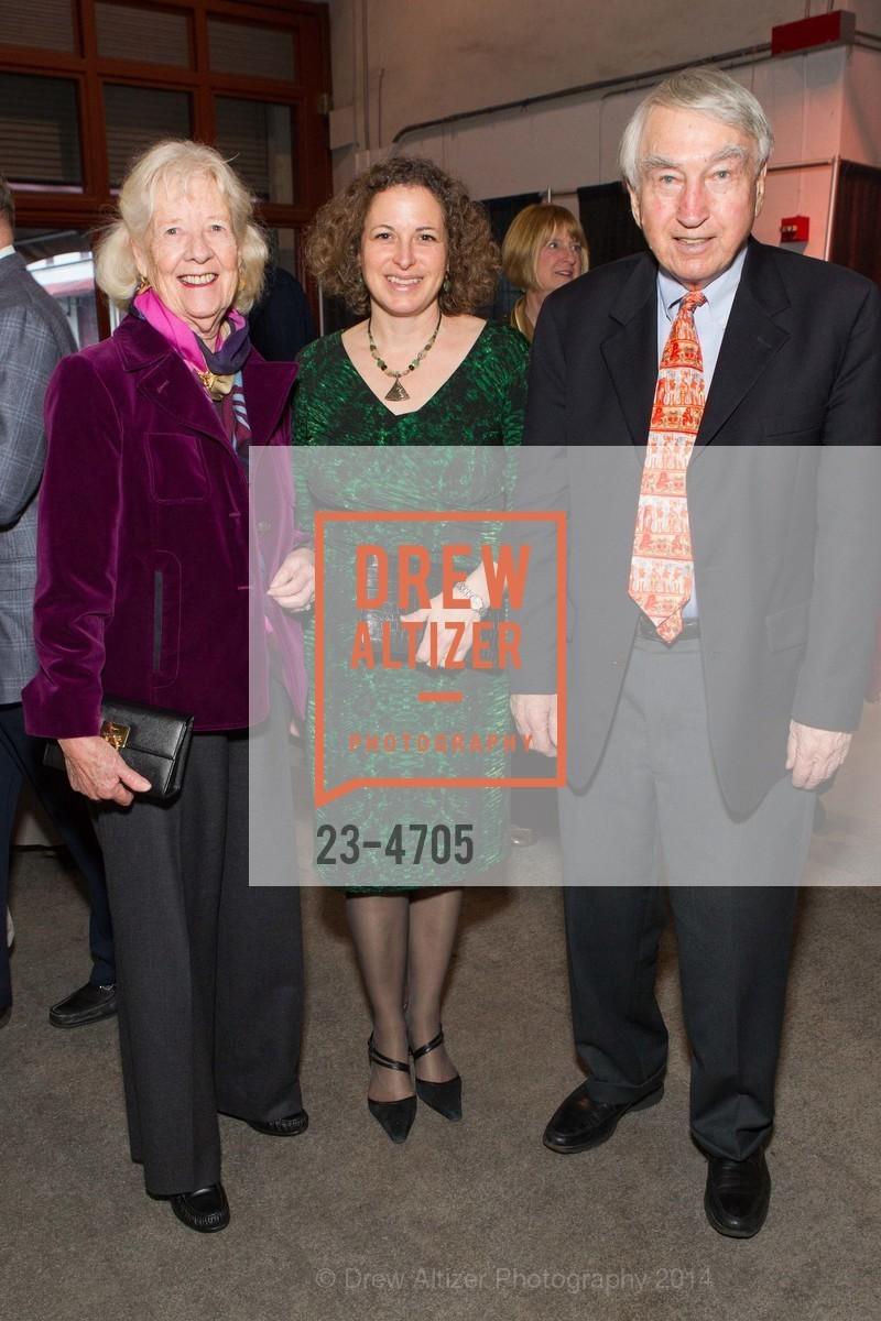 Gail Merriam, Christina Hellmich, Alec Merriam, Photo #23-4705