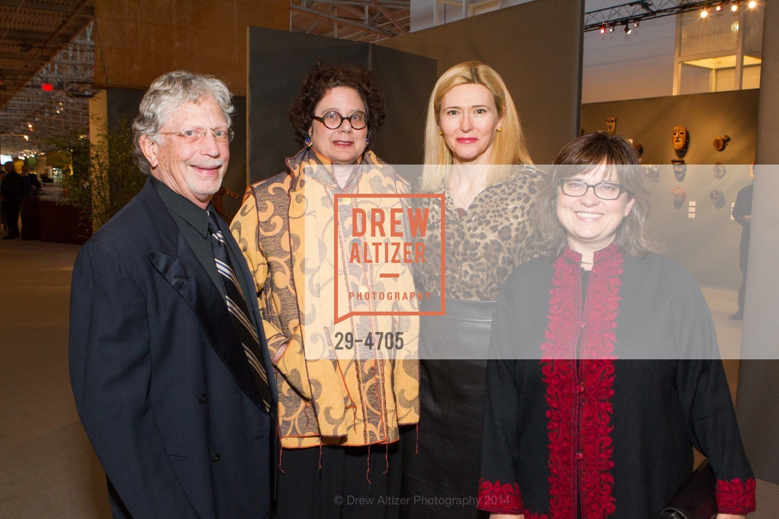 Kit Coyle, Nan Goldberg, Lauren Hall, Lily Remoundos, Photo #29-4705