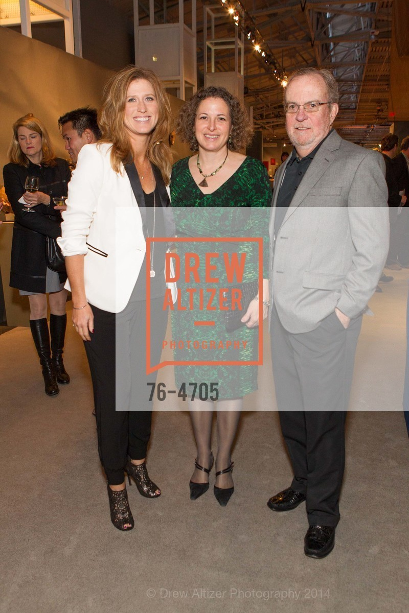 Margaret Rinkevich, Christina Hellmich, Bob Wall, Photo #76-4705