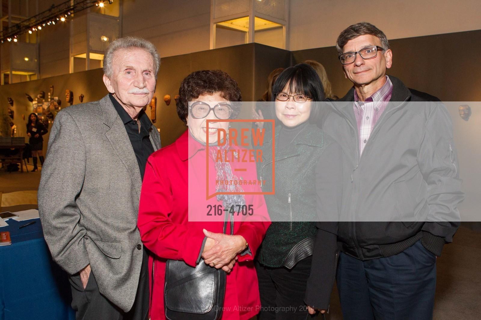 Jim Burgess, Blossom Strong, Rosalind Ferrara, Andrew Ferrara, Photo #216-4705