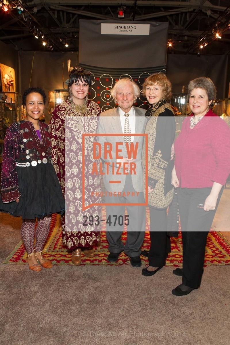 Shiffen Melaku, Linda Pastorino, Joe Rothstein, Sylvia Bergstrom, Gail Martin, Photo #293-4705