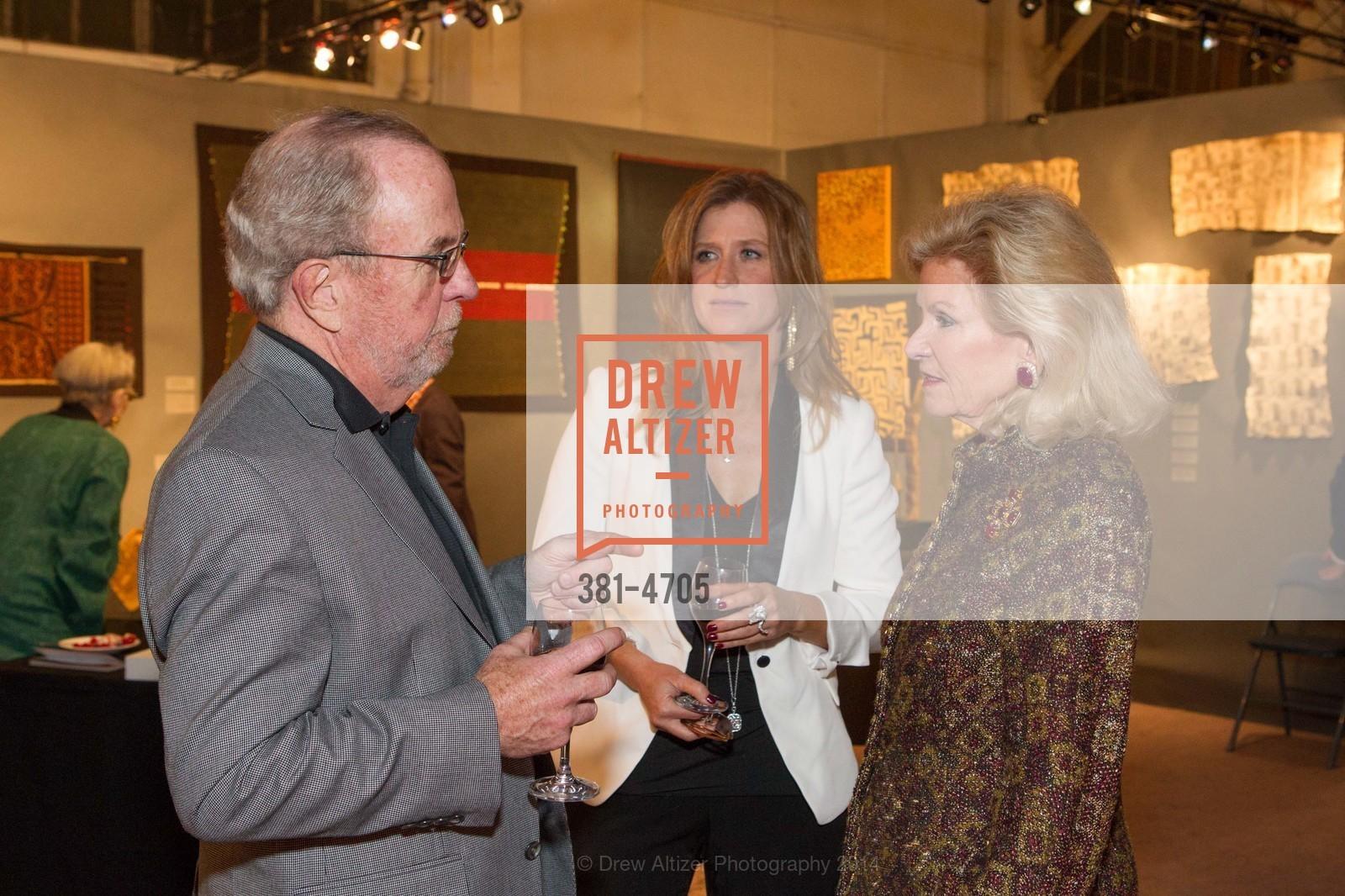 Bob Wall, Margaret Rinkevich, Dede Wilsey, Photo #381-4705
