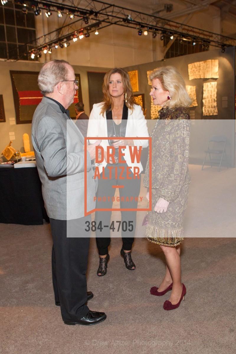 Bob Wall, Margaret Rinkevich, Dede Wilsey, Photo #384-4705