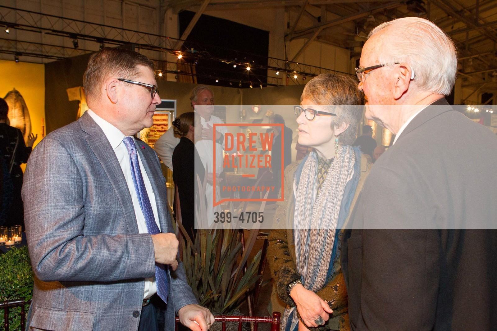 Bruce Baganz, Mary Jo Otsea, Sam Haskins, Photo #399-4705