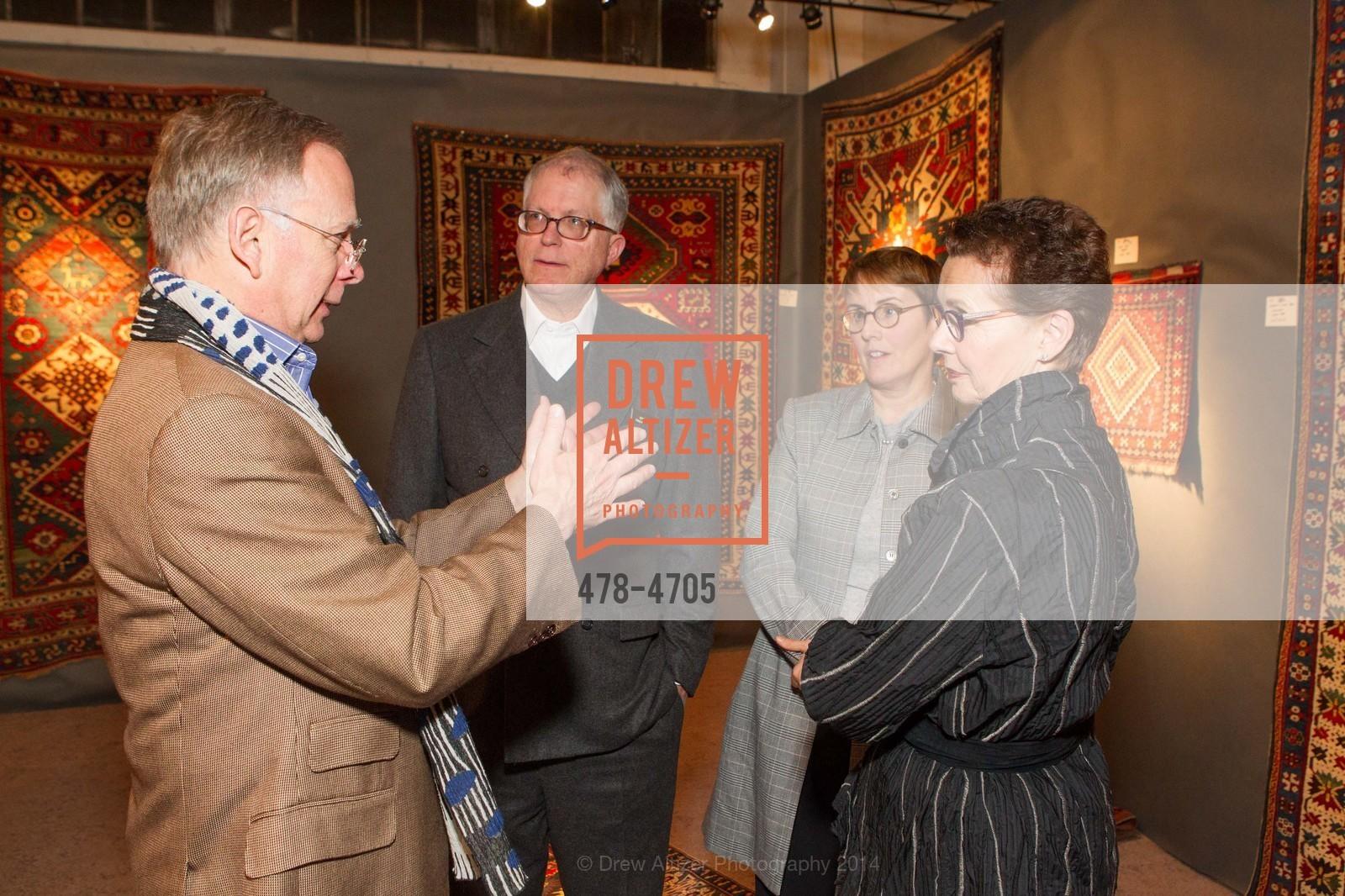 Fred Taylor, George Hecksher, Marie Hecksher, Kathleen Taylor, Photo #478-4705