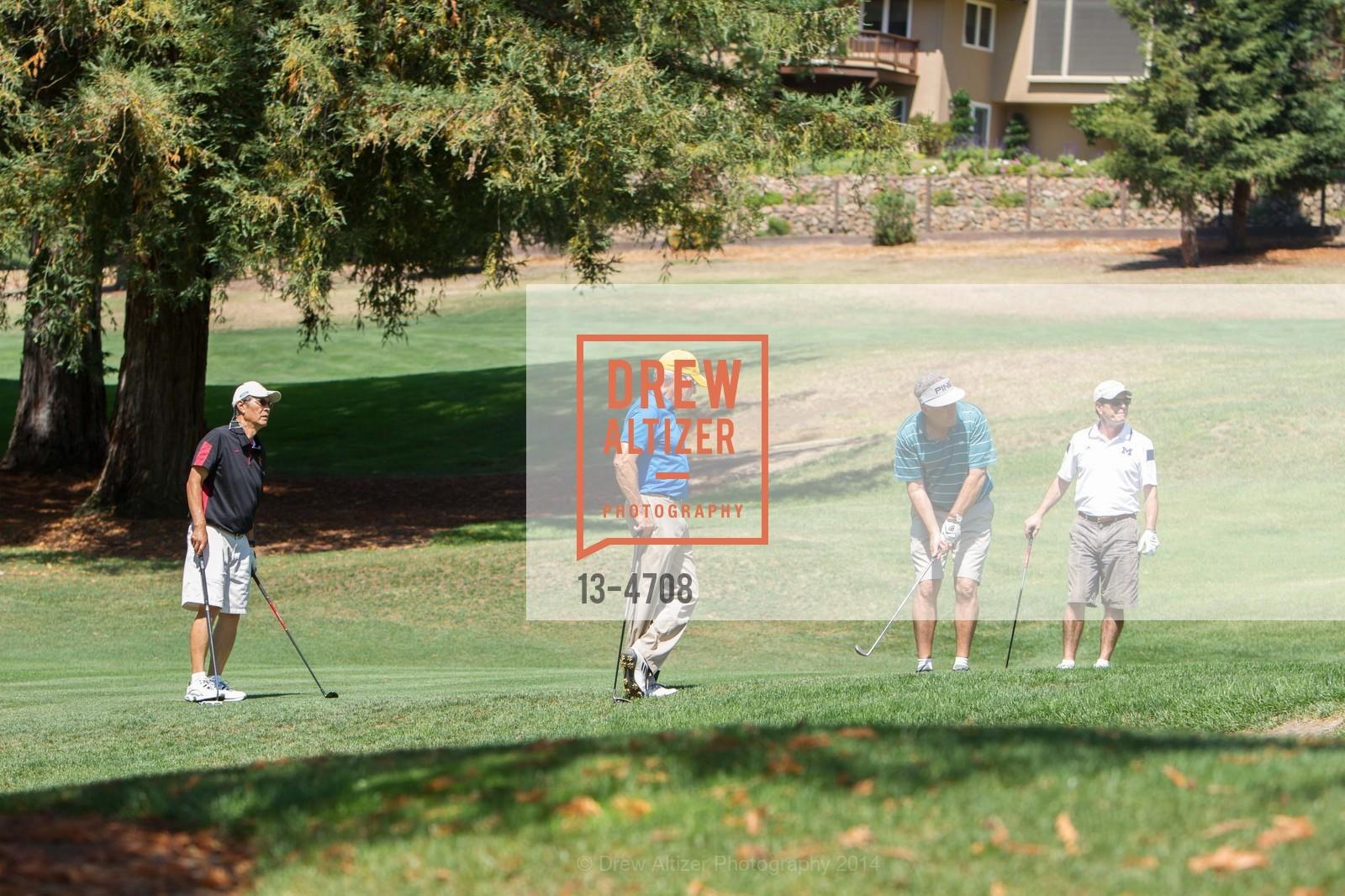 Bob Eng, Bill Marr, Russ Vavuris, Marty Putnam, Photo #13-4708