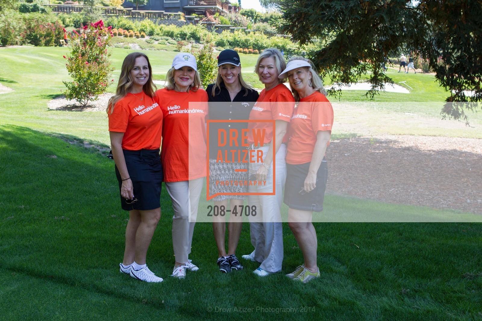 Kim Jamison, Nancy Greenbach, Tina Michelson, Carolyn Rianda, Julie Biglieri, Photo #208-4708