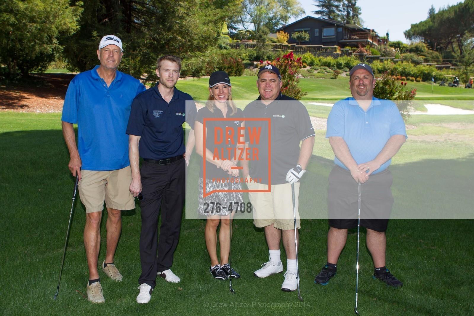 Dave Marcan, Matt Furst, Tina Michelson, Mason Nichols, Peter Landre, Photo #276-4708