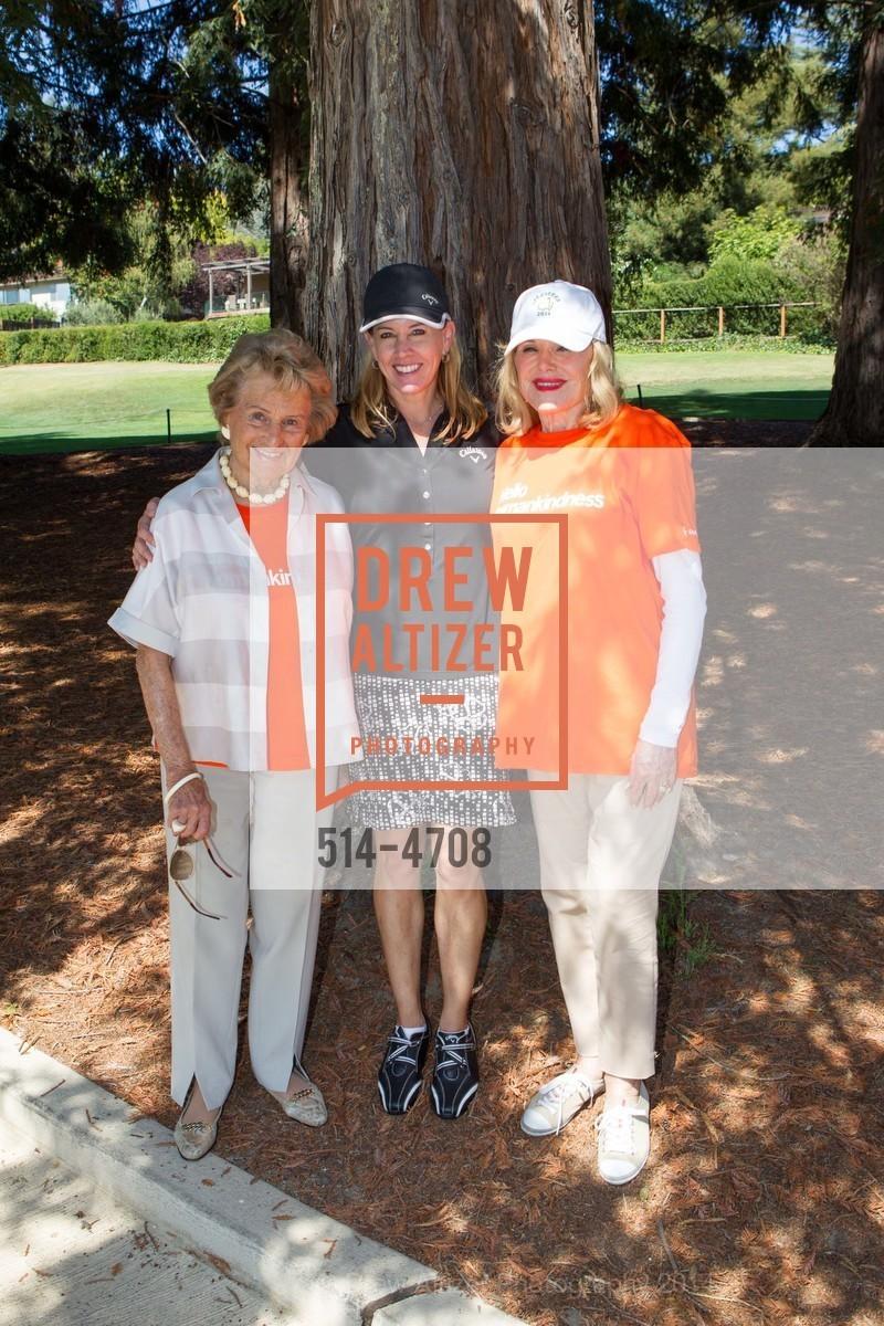 Gloria Kemist, Tina Michelson, Nancy Greenbach, Photo #514-4708