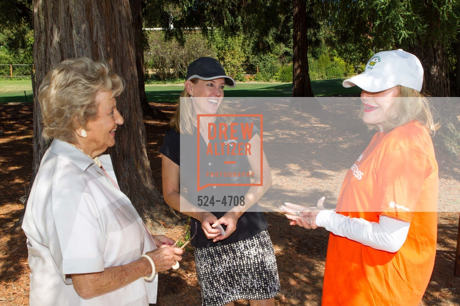 Gloria Kemist, Tina Michelson, Nancy Greenbach, Photo #524-4708