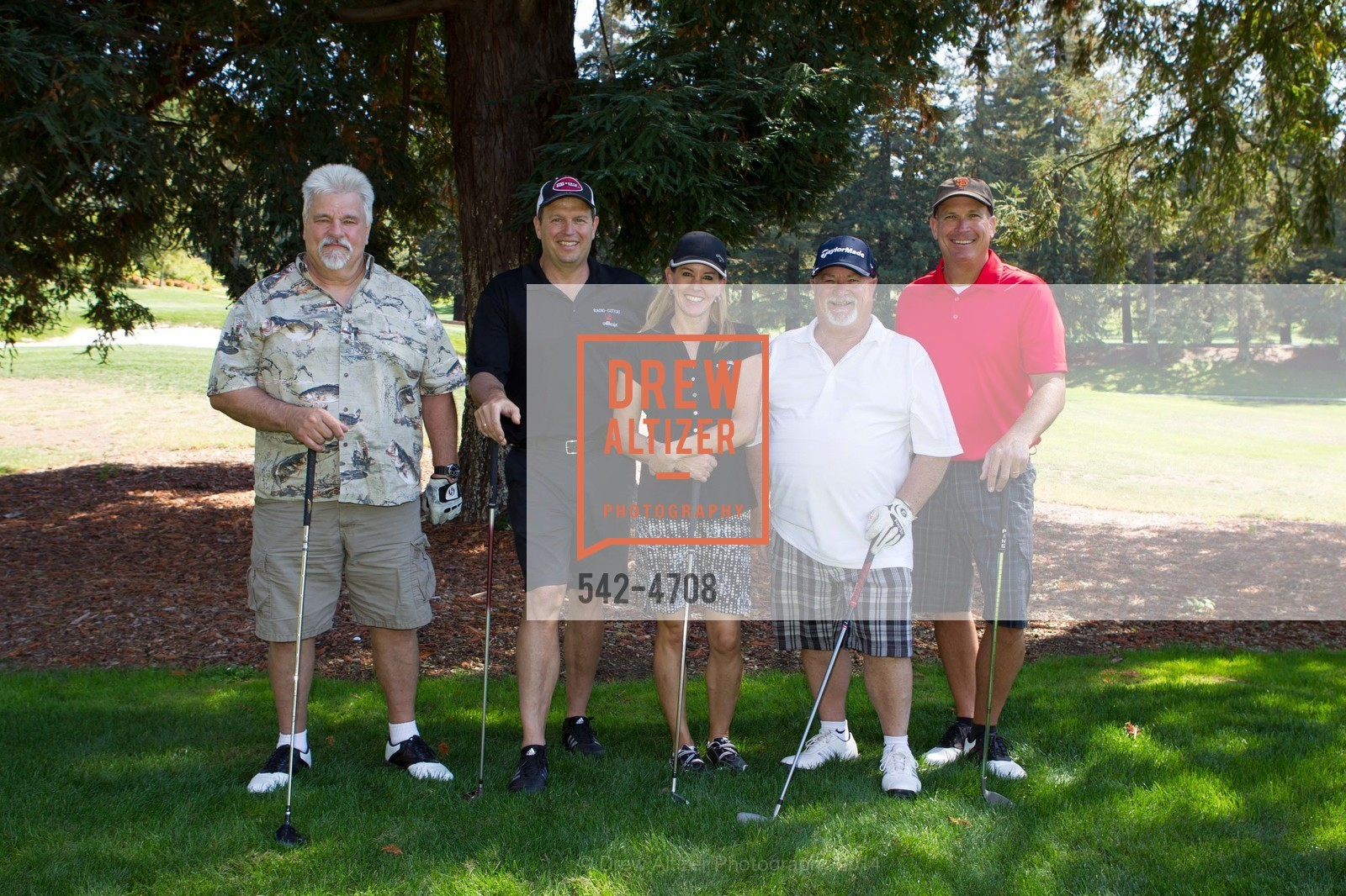 Chuck Sierer, Paul Donaldson, Tina Michelson, Scott Montgomery, Photo #542-4708