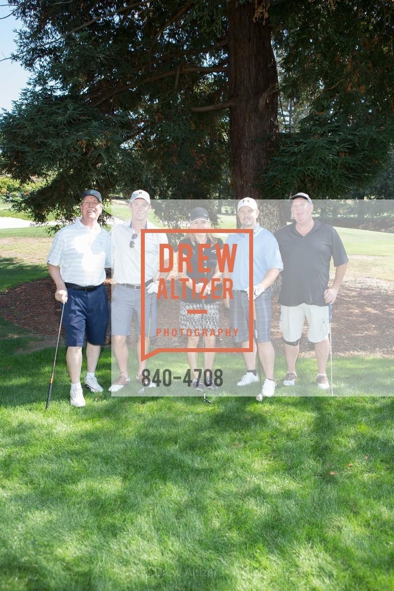 Rich Teel, Jon Teel, Tina Michelson, Brandon Kley, Peter Lanier, Photo #840-4708