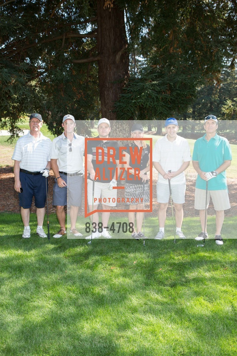 Rich Teel, Jon Teel, Bryan Tehaney, Tina Michelson, Blaine Tehaney, Ken Tehaney, Photo #838-4708