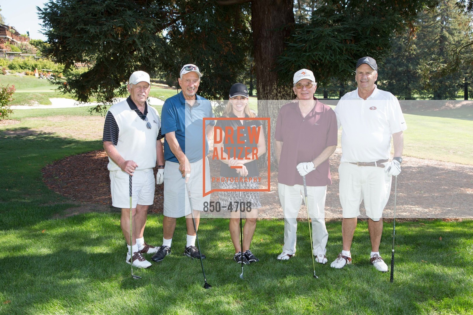 Joe Crosetti, Andy Cresci, Tina Michelson, Rich Clarke, Mario Cresci, Photo #850-4708