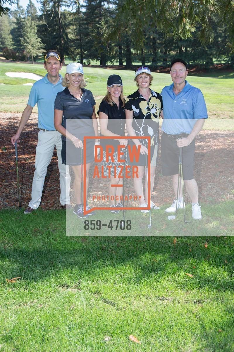 Joe Arron, Kim Costello, Tina Michelson, Bev Joyce, Paul Fielder, Photo #859-4708