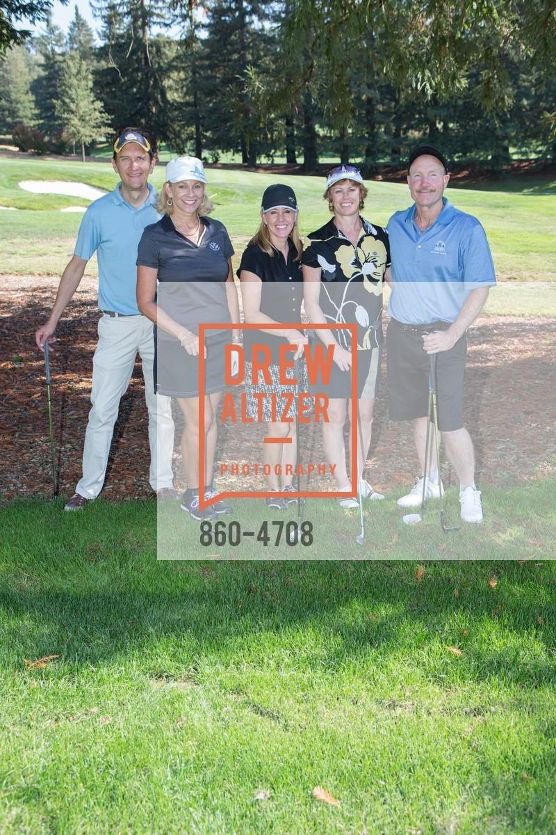Joe Arron, Kim Costello, Tina Michelson, Bev Joyce, Paul Fielder, Photo #860-4708