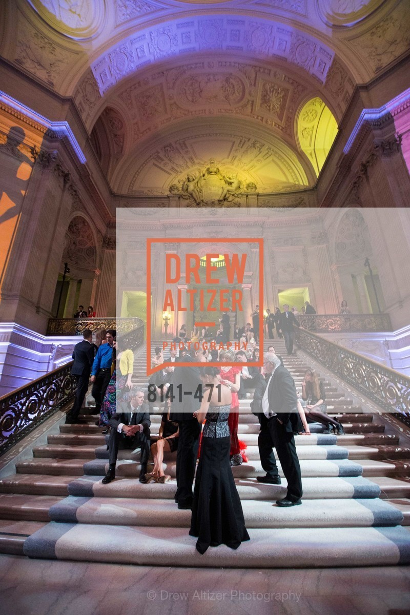 Atmosphere, SAN FRANCISCO BALLET Opening Night Gala: PHENOMENAL - After Party, US. War memorial opera house, January 22nd, 2014