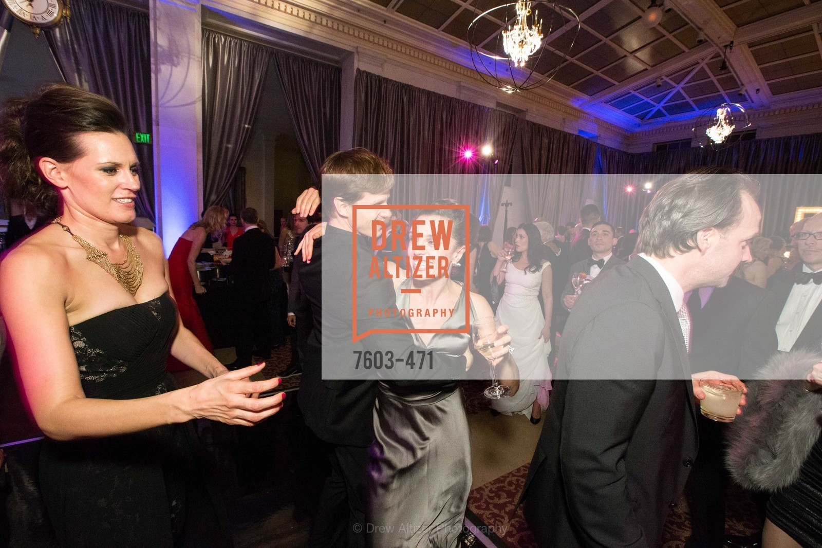 Dance Floor, SAN FRANCISCO BALLET Opening Night Gala: PHENOMENAL - After Party, US. War memorial opera house, January 22nd, 2014,Drew Altizer, Drew Altizer Photography, full-service event agency, private events, San Francisco photographer, photographer California