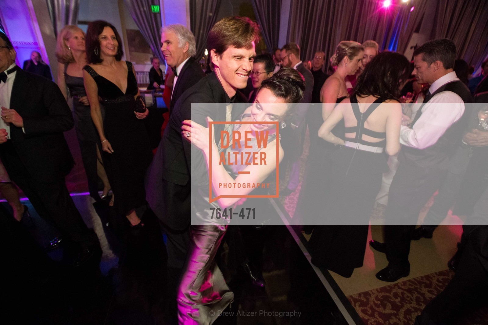 Dance Floor, SAN FRANCISCO BALLET Opening Night Gala: PHENOMENAL - After Party, US. War memorial opera house, January 22nd, 2014
