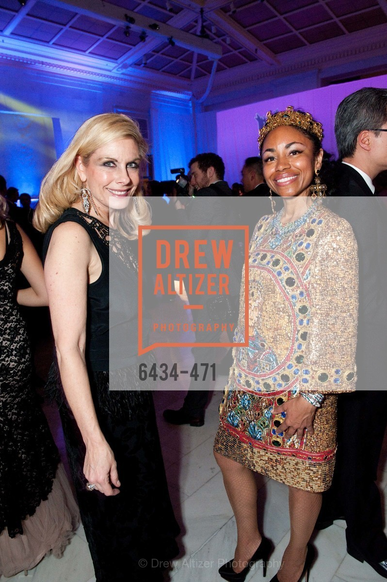 Jacqueline Jacoby, Tanya Powell, SAN FRANCISCO BALLET Opening Night Gala: PHENOMENAL - After Party, US. War memorial opera house, January 22nd, 2014