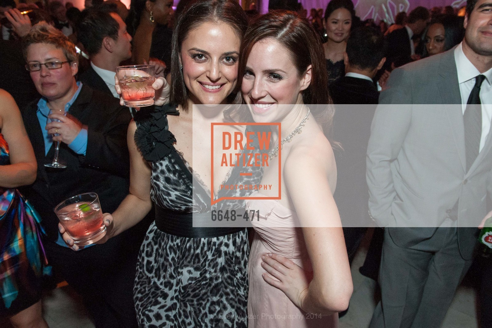 Adriana Thorne, Elise Everett, SAN FRANCISCO BALLET Opening Night Gala: PHENOMENAL - After Party, US. War memorial opera house, January 22nd, 2014,Drew Altizer, Drew Altizer Photography, full-service agency, private events, San Francisco photographer, photographer california