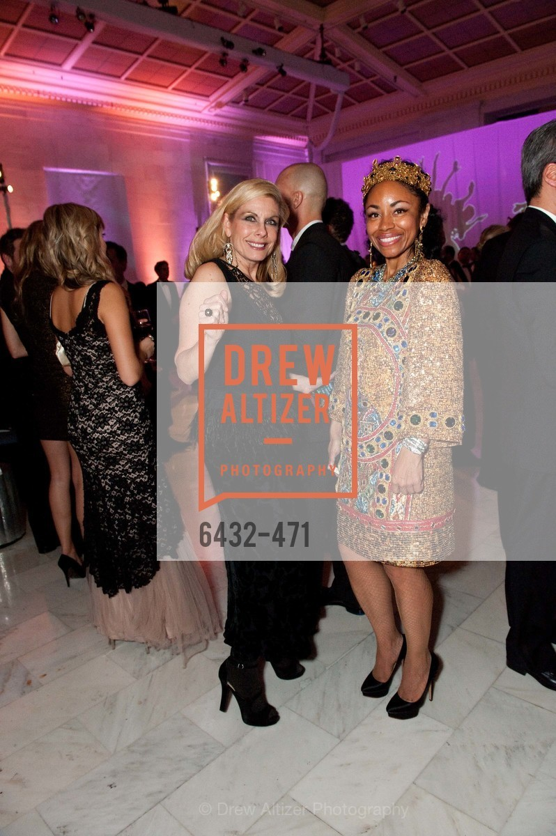 Jacqueline Jacoby, Tanya Powell, SAN FRANCISCO BALLET Opening Night Gala: PHENOMENAL - After Party, US. War memorial opera house, January 22nd, 2014,Drew Altizer, Drew Altizer Photography, full-service agency, private events, San Francisco photographer, photographer california