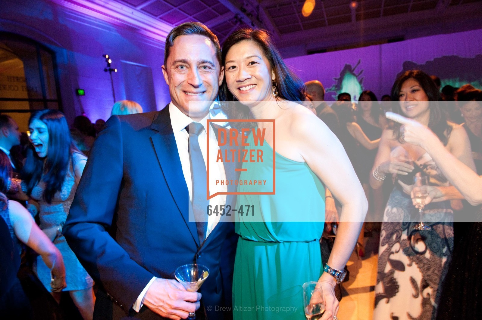 Sean Livingston, Christine Leong Connors, SAN FRANCISCO BALLET Opening Night Gala: PHENOMENAL - After Party, US. War memorial opera house, January 22nd, 2014,Drew Altizer, Drew Altizer Photography, full-service agency, private events, San Francisco photographer, photographer california