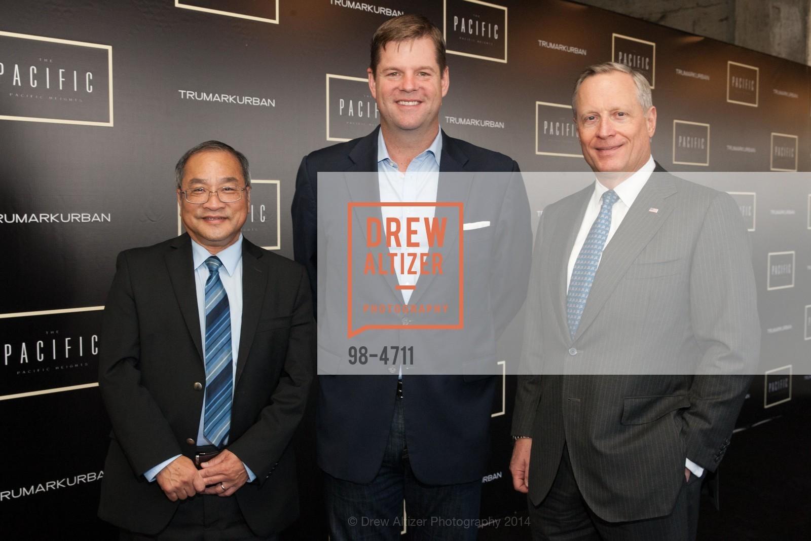 Tom Hui, Mark Farrell, Roth Perot, Photo #98-4711