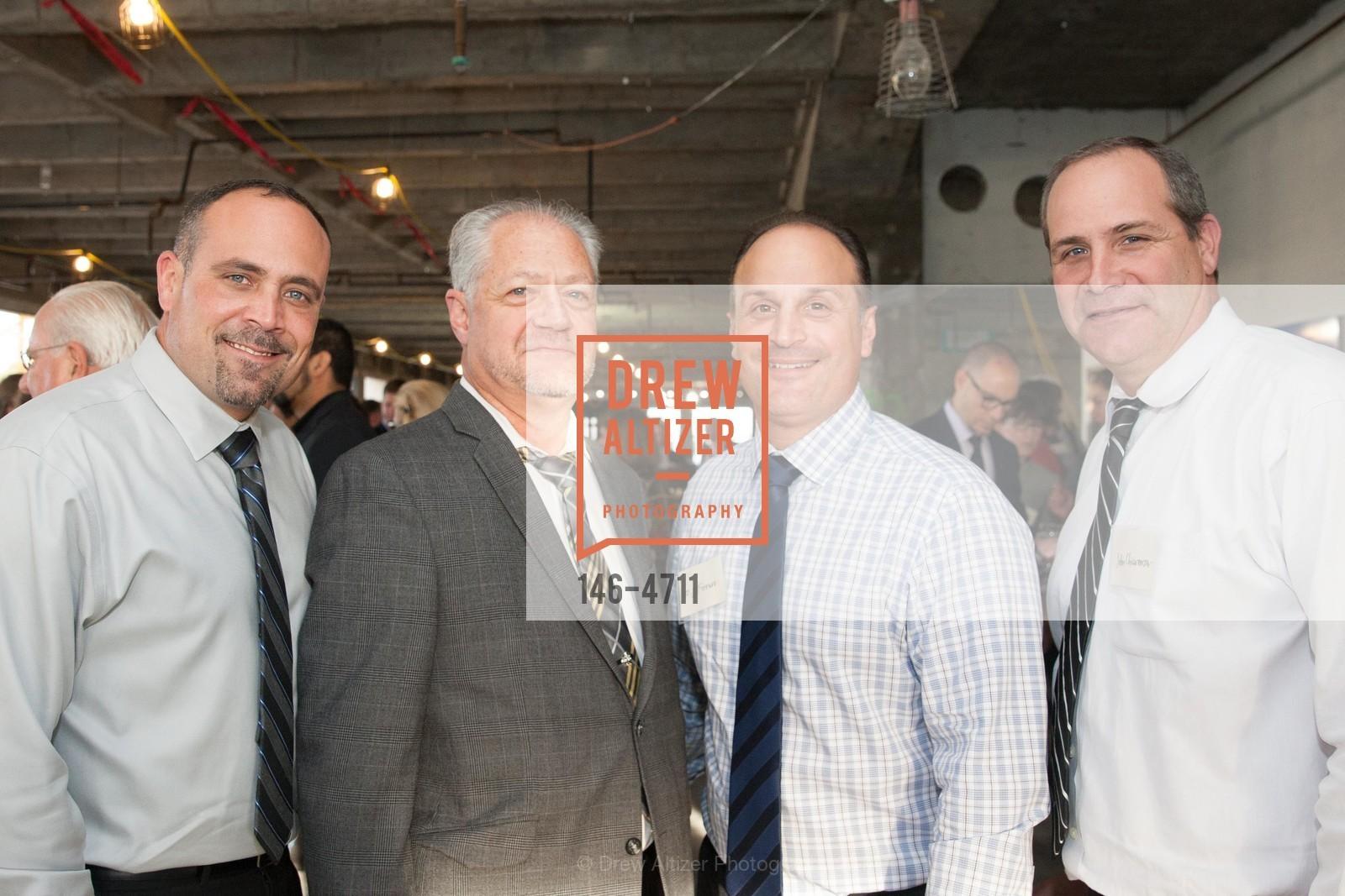 John Corso, Tony Guzzetta, RJ Ferrari, John Chiarenza, Photo #146-4711