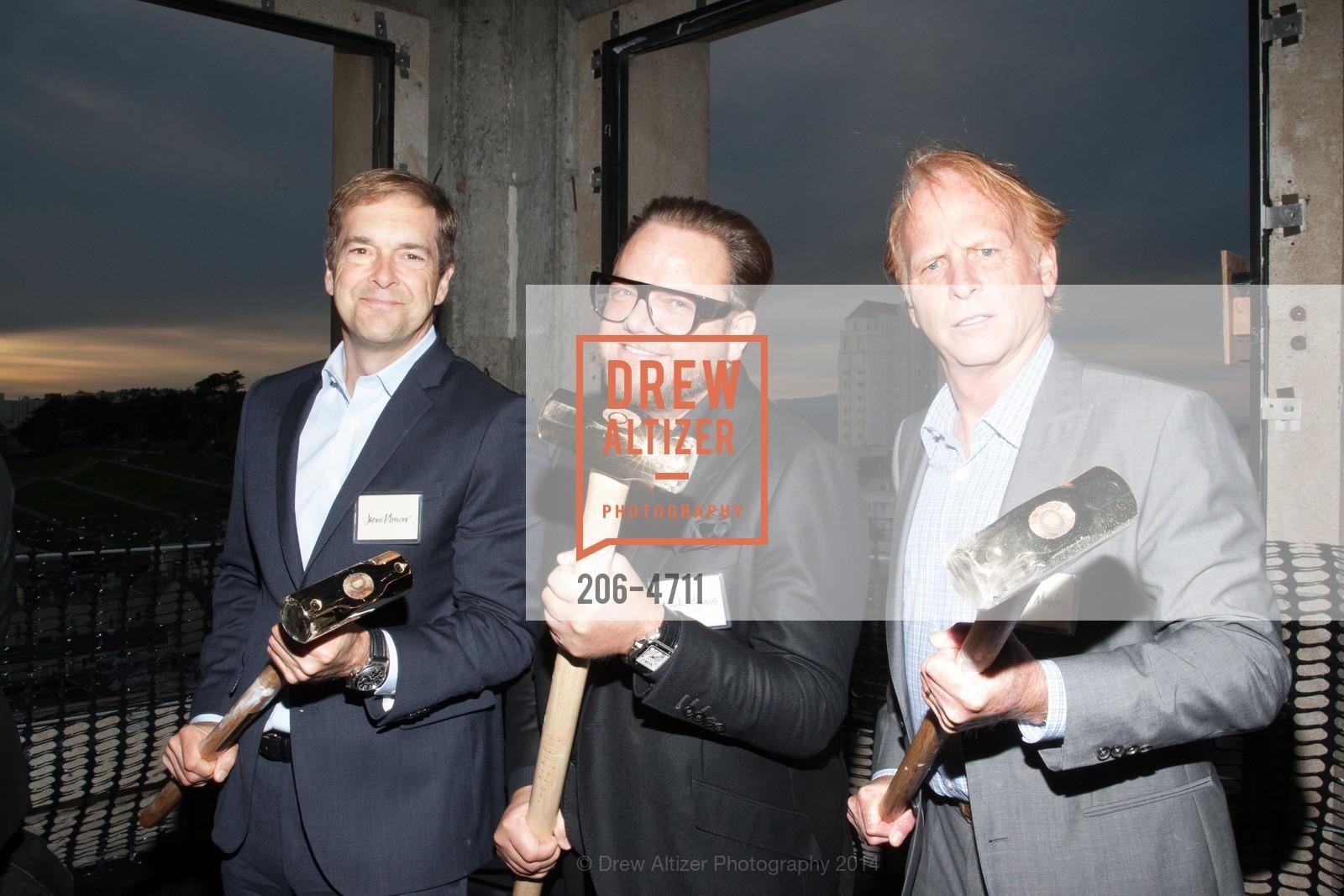 Jason Kliewer, Mark Higgins, Michael Maples, Photo #206-4711