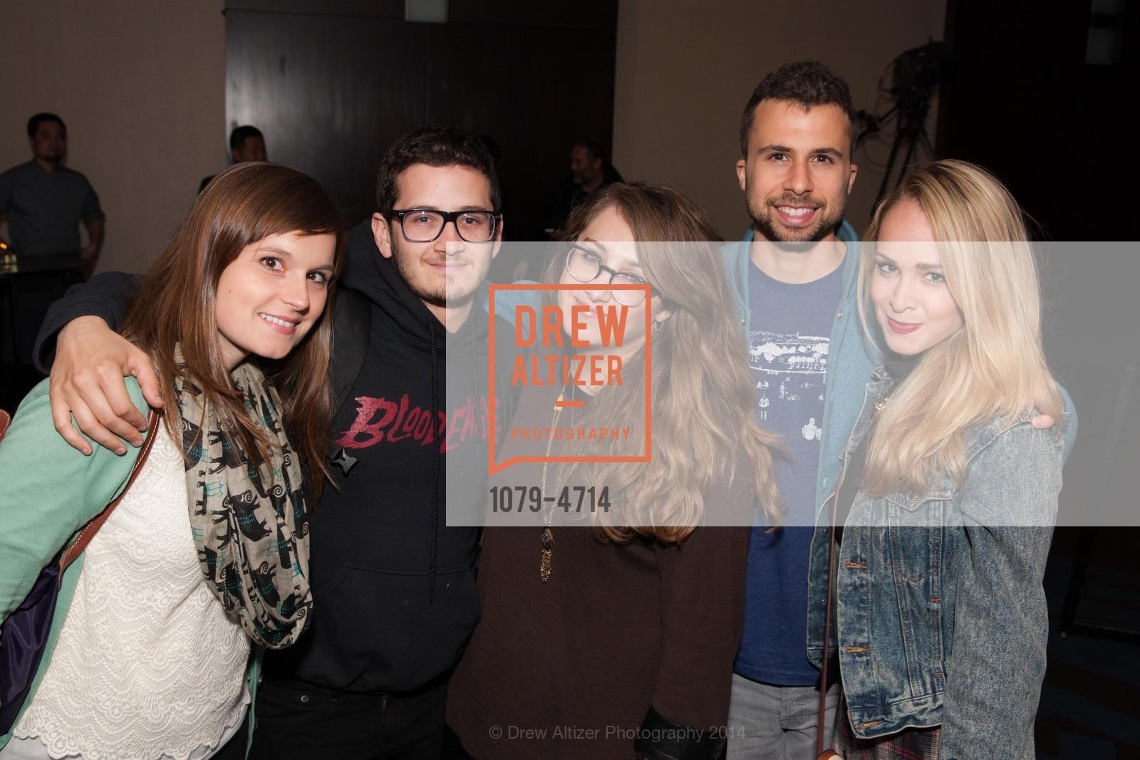 Megan Murphy, John April, Marianna Levyash, Eric Kami, Stephanie Davis, Photo #1079-4714