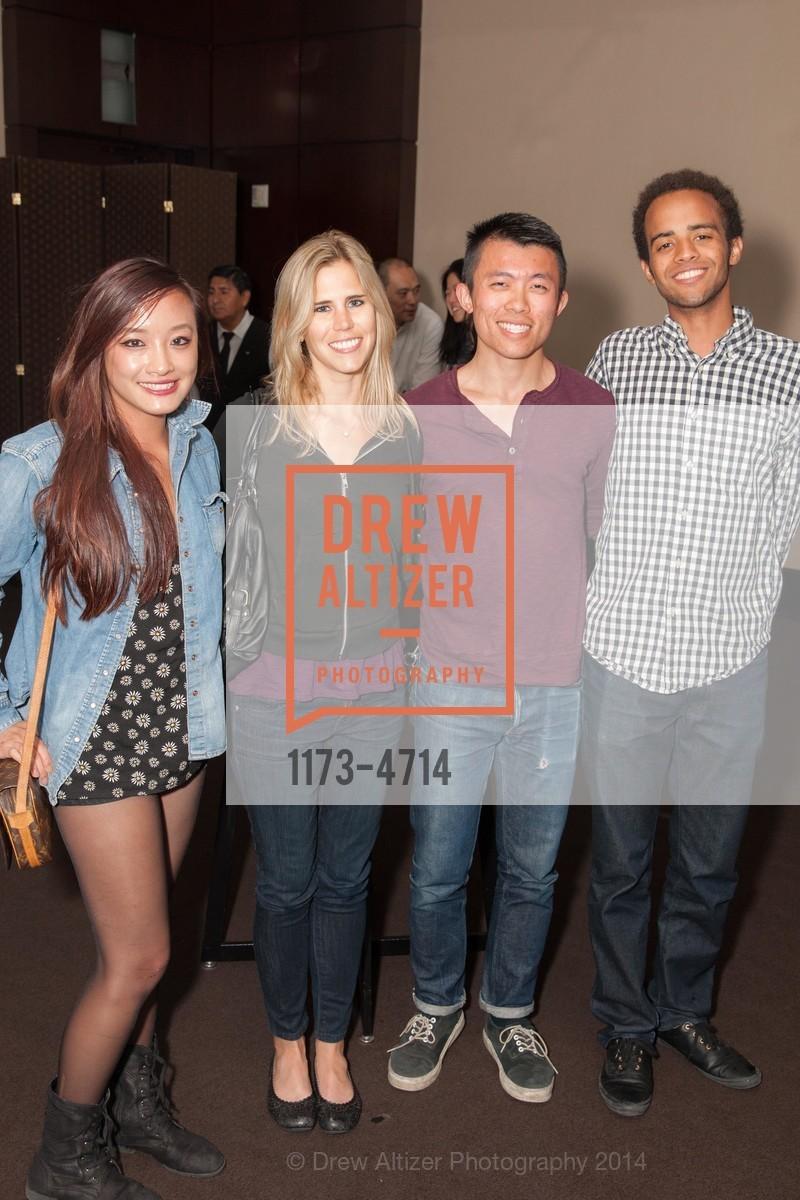 Kathy Kwan, Cory Walter, John Si, Matthew Gebre, Photo #1173-4714