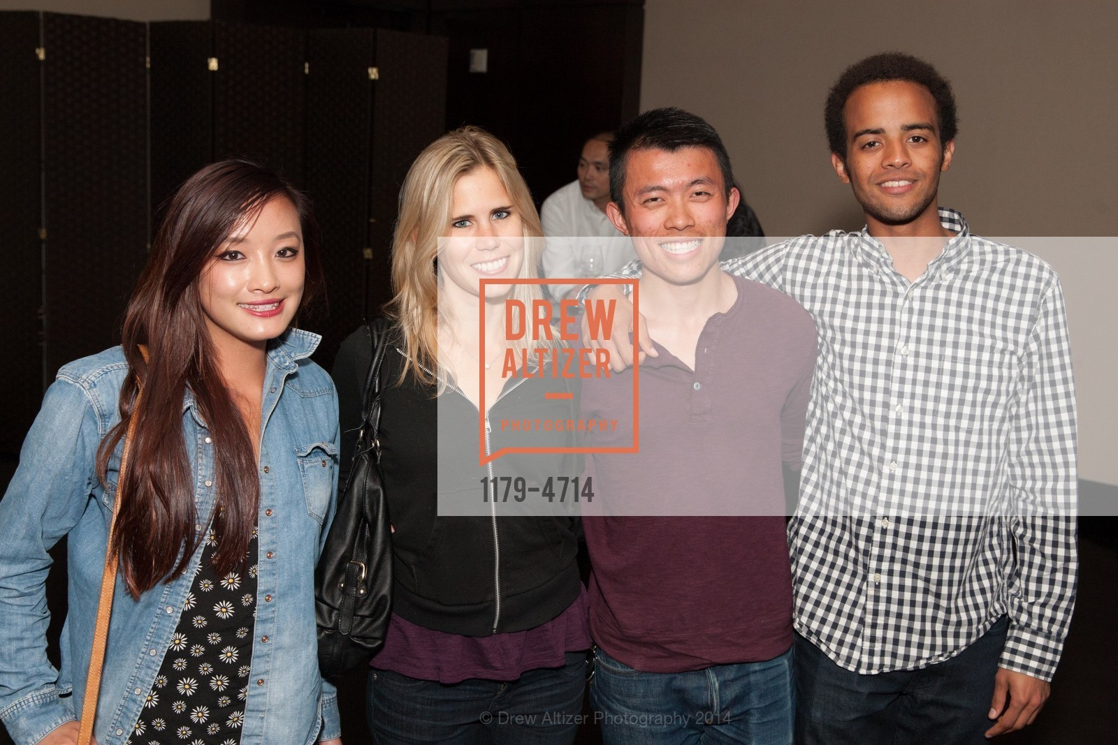 Kathy Kwan, Cory Walter, John Si, Matthew Gebre, Photo #1179-4714