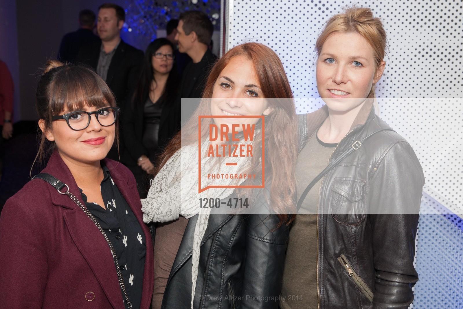 Grace Ponce, Annamaria Almasio, Kasia Cawlicka, Photo #1200-4714