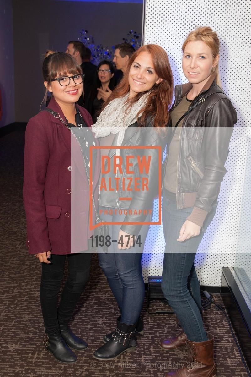 Grace Ponce, Annamaria Almasio, Kasia Cawlicka, Photo #1198-4714