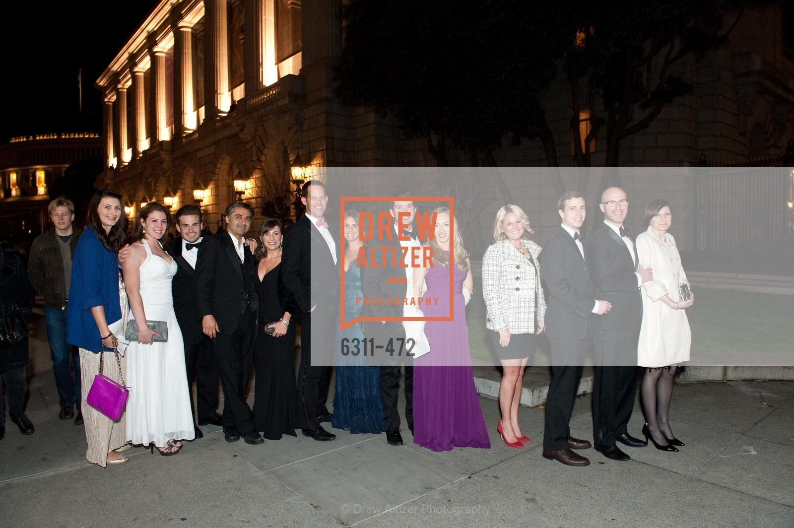 Atmosphere, SAN FRANCISCO BALLET Opening Night Gala: PHENOMENAL - Intermission & Dinner, US. SF City Hall, January 22nd, 2014