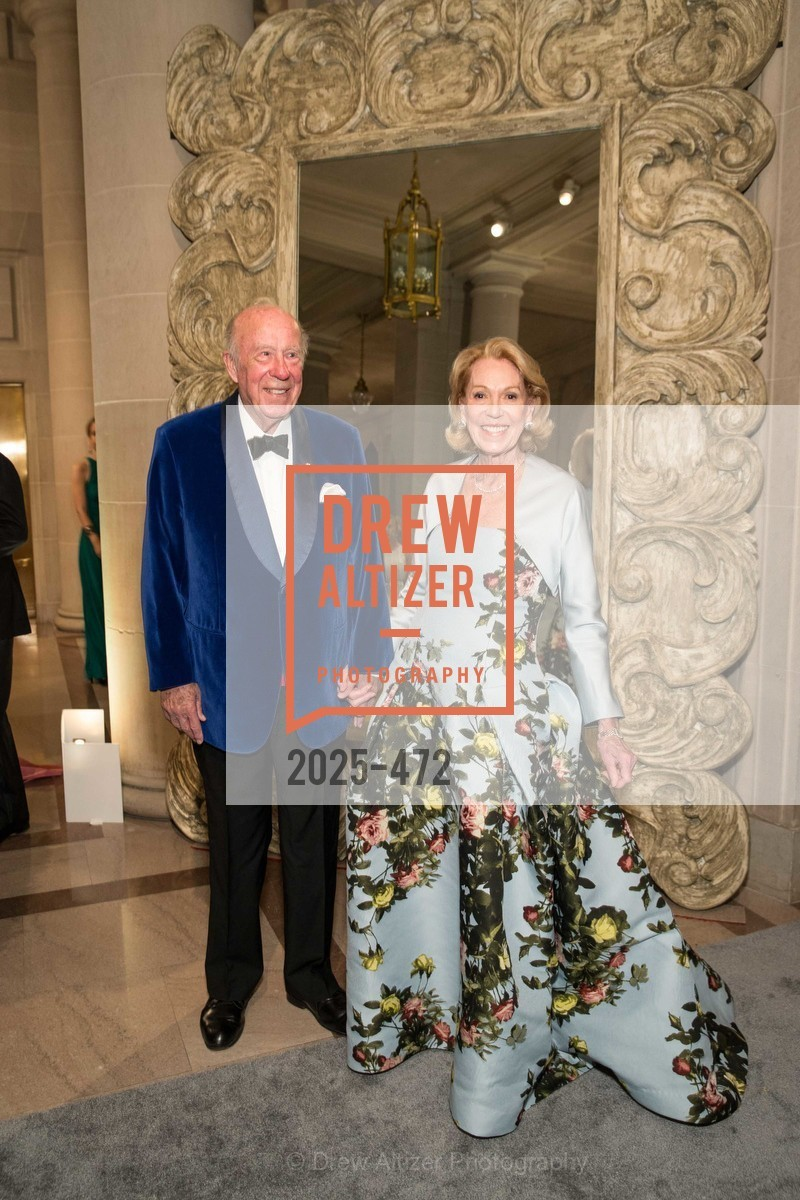 George Shultz, Charlotte Shultz, SAN FRANCISCO BALLET Opening Night Gala: PHENOMENAL - Intermission & Dinner, US. SF City Hall, January 22nd, 2014,Drew Altizer, Drew Altizer Photography, full-service agency, private events, San Francisco photographer, photographer california
