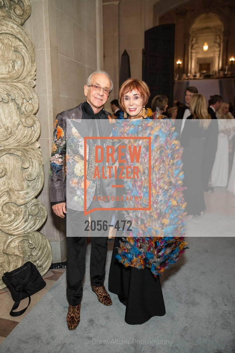 Norman Stone, Norah Stone, SAN FRANCISCO BALLET Opening Night Gala: PHENOMENAL - Intermission & Dinner, US. SF City Hall, January 22nd, 2014,Drew Altizer, Drew Altizer Photography, full-service agency, private events, San Francisco photographer, photographer california